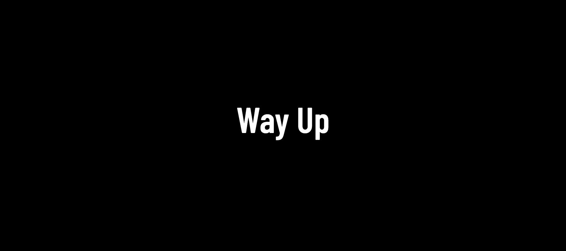 way-up